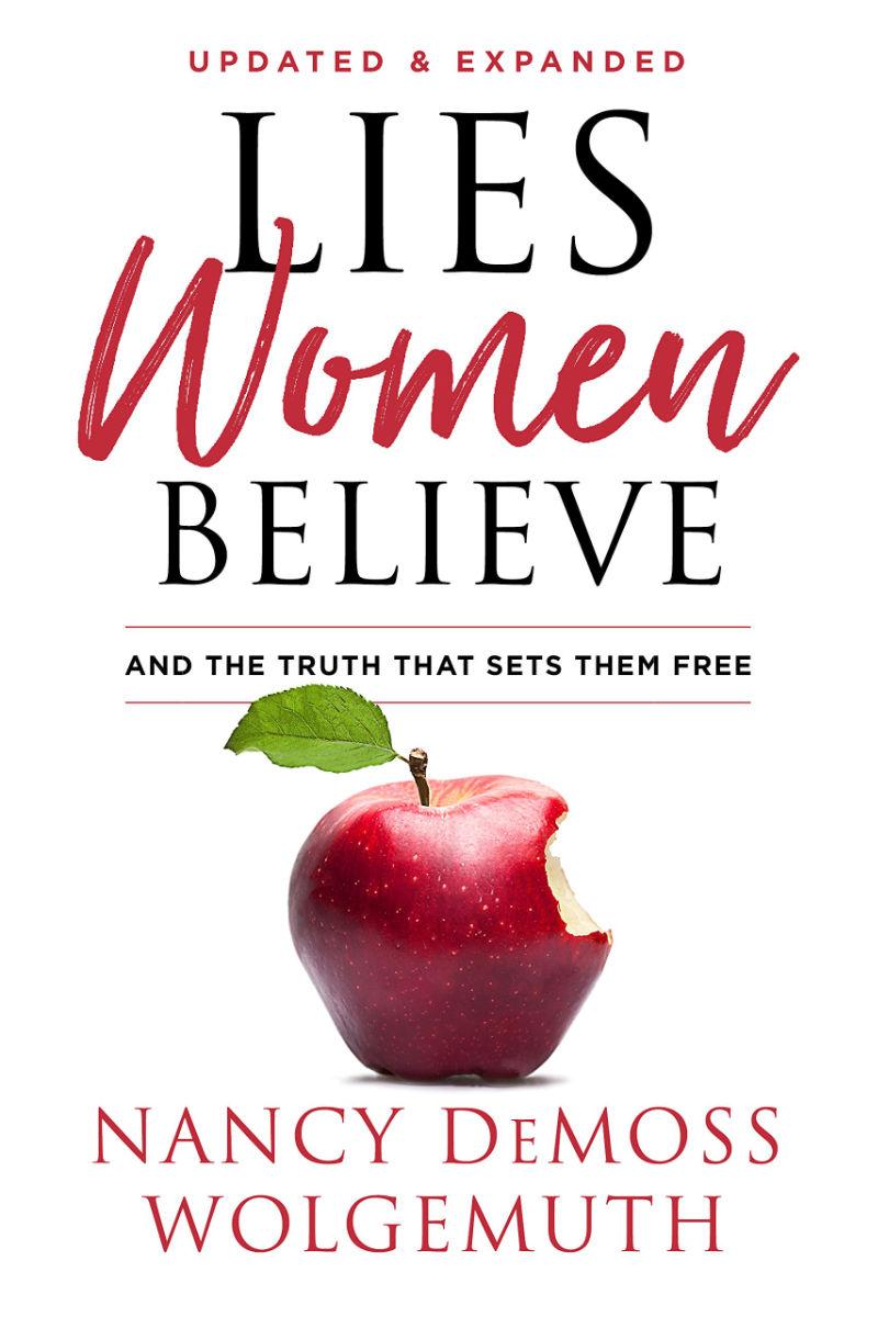 Ladies Book study - Lies Women Believe Cover